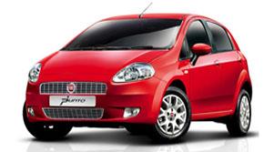 Fiat Punto auto
